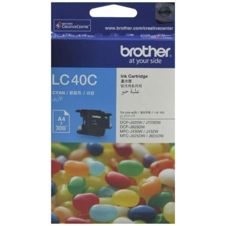 Brother LC40C Genuine