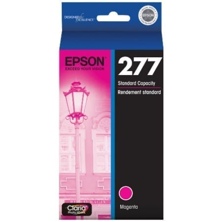 Epson ink cartridges magenta 277 Genuine