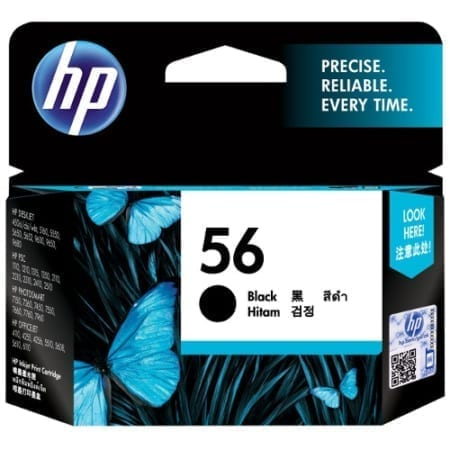 HP 56 Genuine
