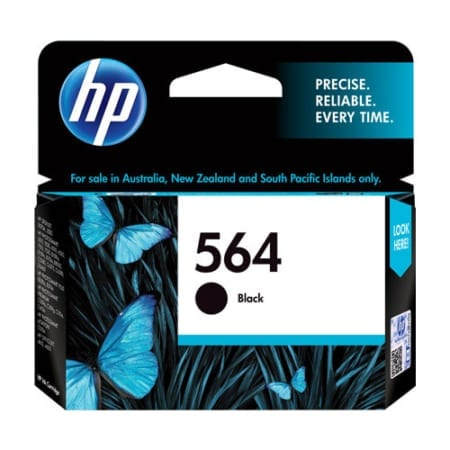 HP 564 Ink Cartridges Genuine