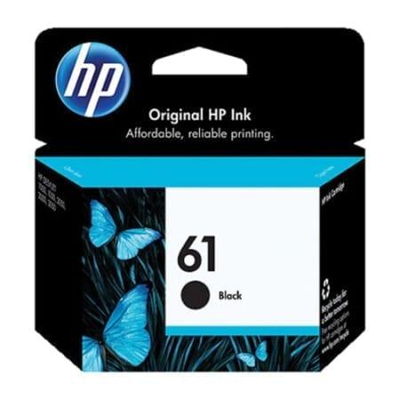 HP 61 Ink Cartridges Genuine
