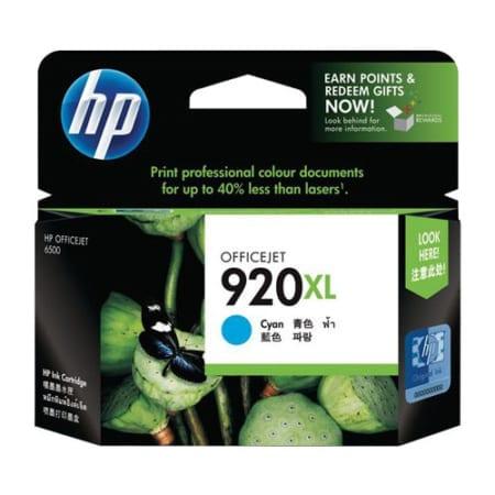 HP 920XL Ink Cartridges Genuine
