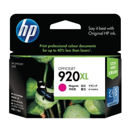 HP 920XL Genuine