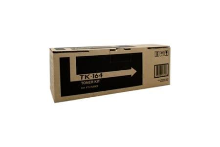 kyocera laser toner cartridges blacl tk-164 genuine