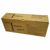 kyocera laser toner cartridges black tk-3114 genuine