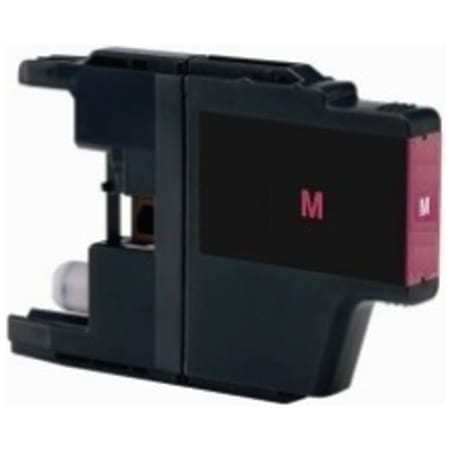 brother magenta high yield ink cartridges (lc-73m) compatible