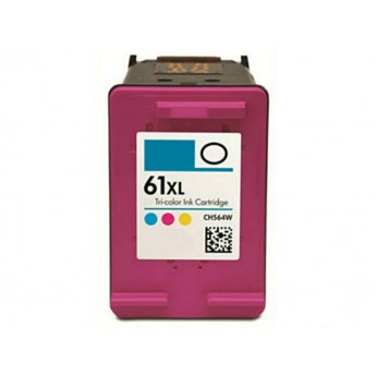 HP 61XLcolour high yield Ink Cartridges (CH564WA) Compatible