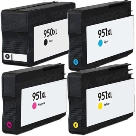 HP 950XL/951XL Ink Cartridges Compatible