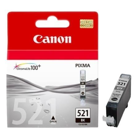 Canon CLI-521GY Genuine