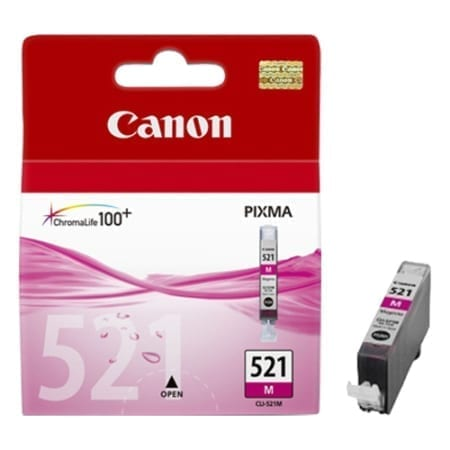 Canon CLI-521M Genuine