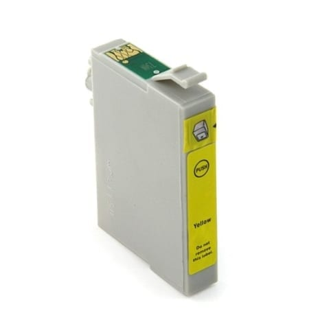 Epson ink cartridges yellow T0474 Compatible
