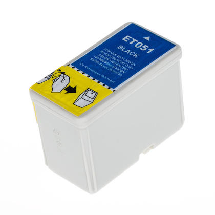 epson ink cartridges black to51 compatible