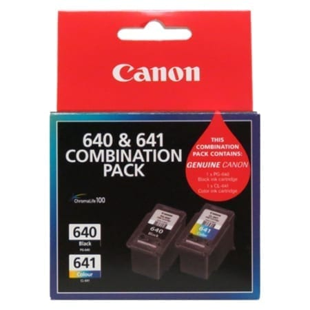 Canon PG-640/CL-641 Genuine