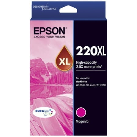 Epson 220XL Genuine