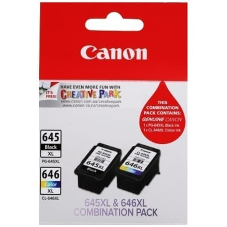Canon PG-645XL/CL-646XL Genuine