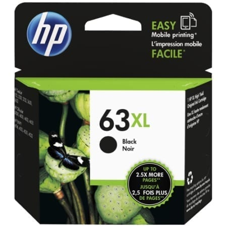 HP 63XL Genuine