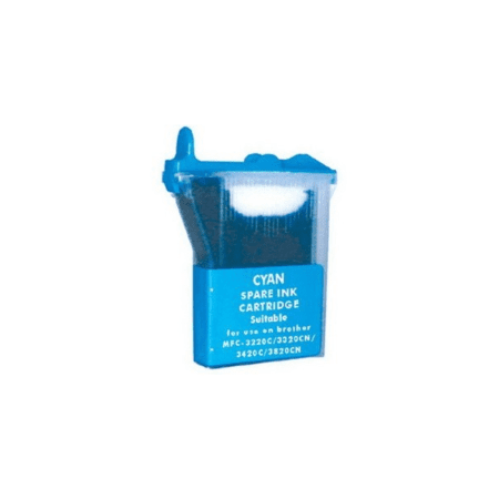 Brother LC800C Ink Cartridges Cyan Compatible