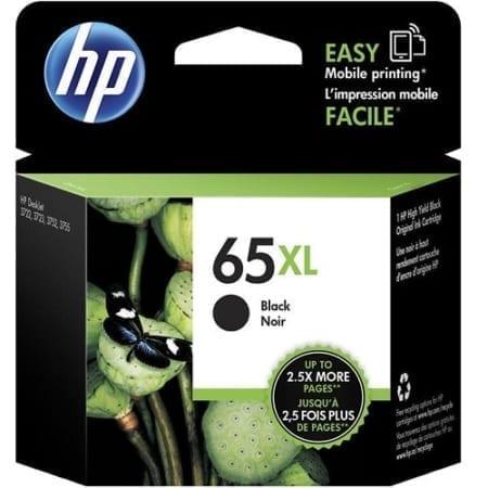 HP 65XL Ink Cartridges Genuine