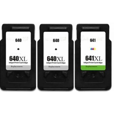 Canon PG-640XL/CL-641XL Compatible