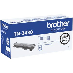 Brother TN-2430 Laser Toner Cartridges Genuine