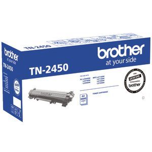 Brother TN-2450 Laser Toner Cartridges Genuine