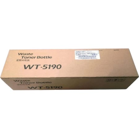 kyocera wt-5190 waste toner bottles genuine