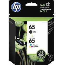 HP 65 Ink Cartridges Genuine