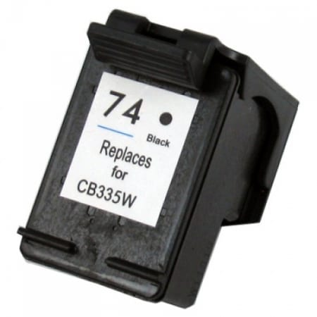 HP 74 Ink Cartridges Compatible
