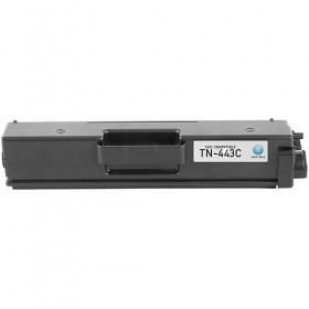 Brother TN-443C Compatible