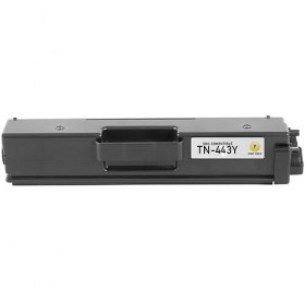 Brother TN-443Y Compatible