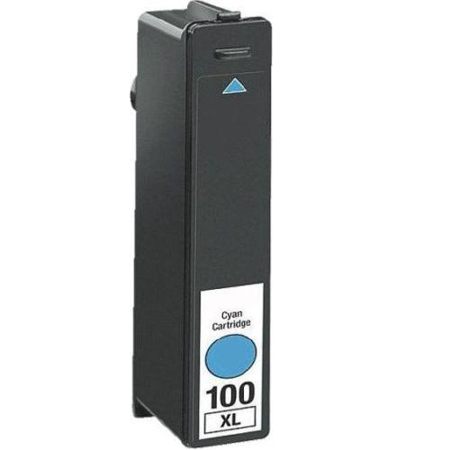 Lexmark 100XL Cyan Compatible