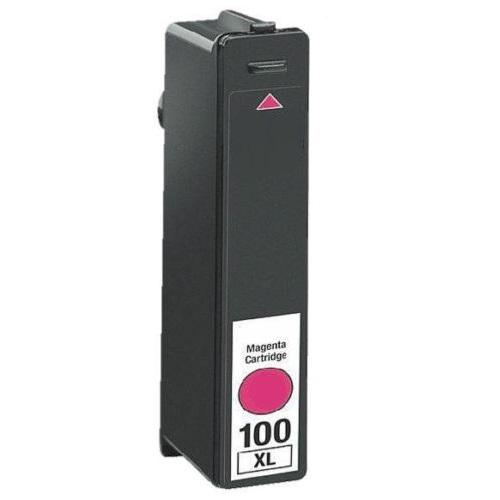 Lexmark 100xl magenta Compatible