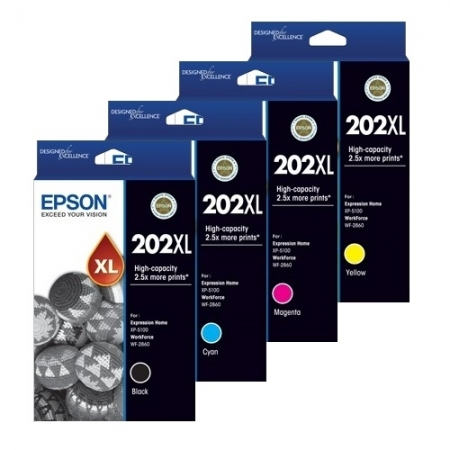 Epson 202XL Genuine