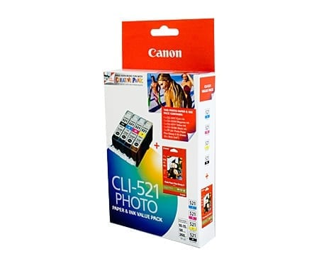 Canon CLI-521 Genuine
