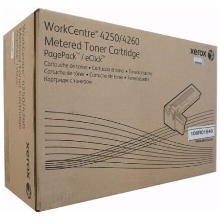 Xerox Black Toner Cartridges 9106R01548) Genuine