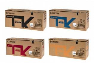 Kyocera Value Pack Toner Cartridges Black Cyan Magenta Yellow Set (TK-5294) Genuine