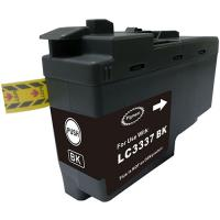 Brother black ink cartridges (LC-3337BK) Compatible