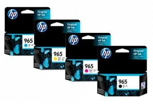 HP 965 4PK INK GENUINE