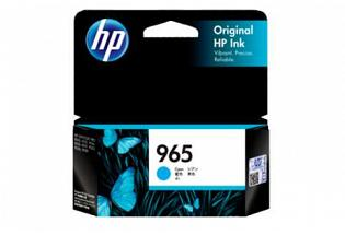 HP 965C INK GENUINE