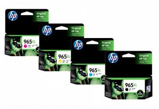 HP 965XL 4PK INK GENUINE