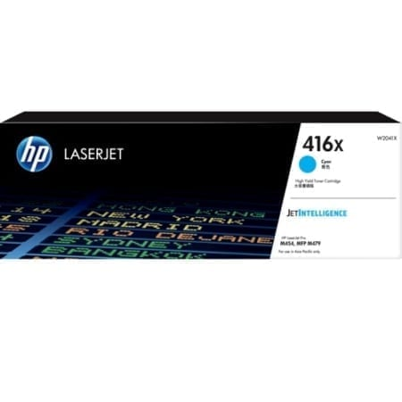 HP 416X C GENUINE