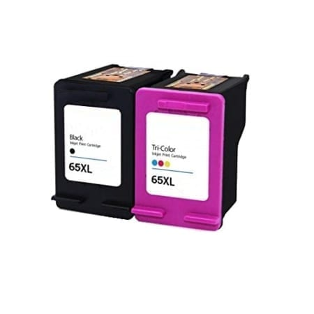 HP 65XL Ink Cartridges Black/Colour Value Pack Compatible