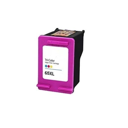 HP 65XL High Yield Ink Cartridges Colour (N9K03AA) Compatible