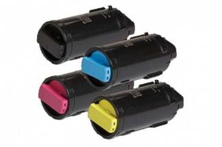 Xerox Value Pack Toner Cartridges Black Cyan Magenta Yellow Set (CT203061-CT203064) Genuine