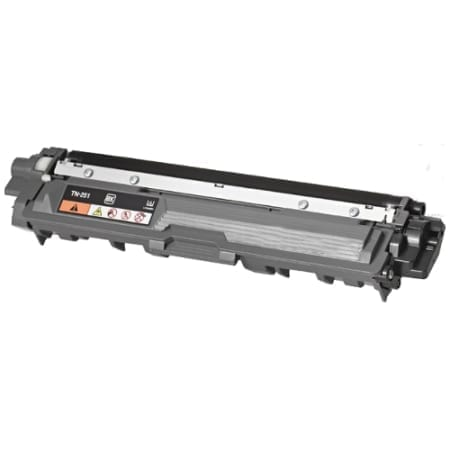 Brother TN-251BK Black Laser Toner Cartridges Compatible