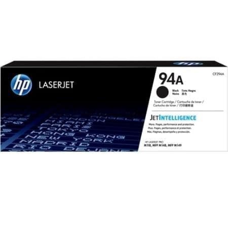 HP 94A Laser Toner Cartridges Black (CF294A) Genuine