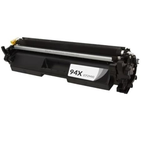 HP 94X High Yield Laser Toner Cartridges Black (CF294X) Compatible