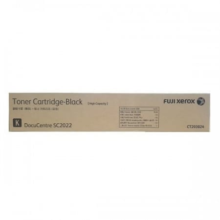 Xerox Black Toner Cartridges (CT203024) Genuine