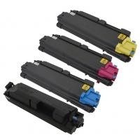 Kyocera Value Pack Toner Cartridges Black Cyan Magenta Yellow Set (TK-5294) Compatidle