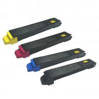 Kyocera Value Pack Toner Cartridges Black Cyan Magenta Yellow Set (TK-8119) Compatible